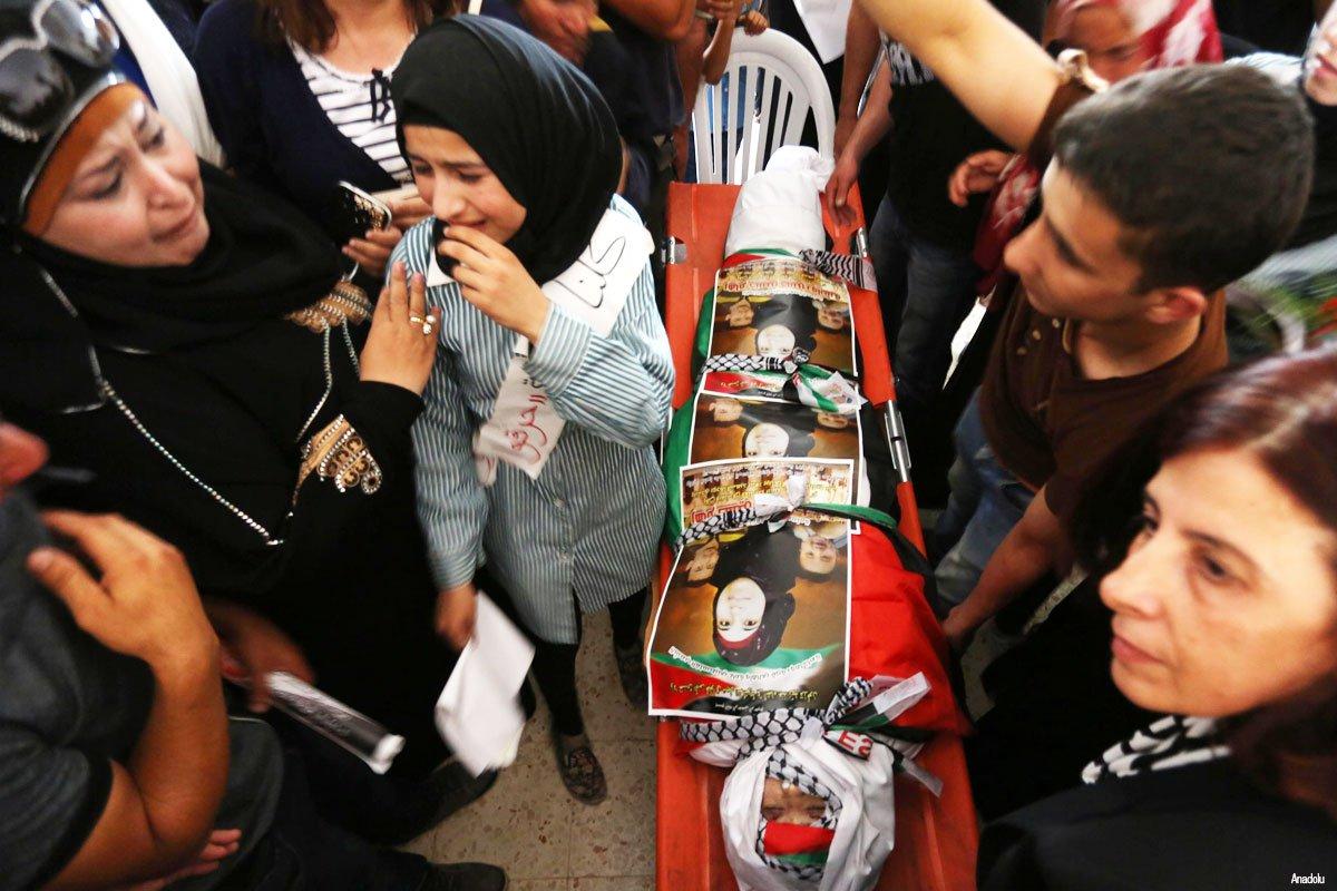 riham-dawabsheh-funeral-ceremony