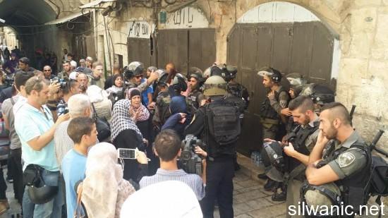 Soldati rapiscono 8 bambini palestinesi a Gerusalemme