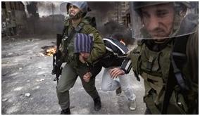 4 Palestinesi uccisi, 348 arrestati dalle forze di occupazione israeliana nel mese di agosto