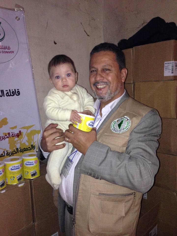 Convoglio al-Marhama conclude missione e riceve riconoscimento ufficiale per l'aiuto ai profughi