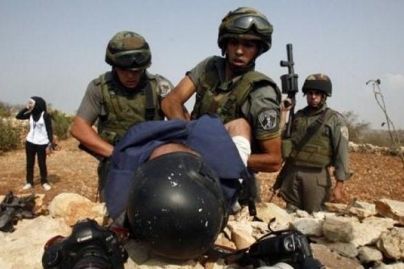 Soldati israeliani hanno aggredito reporter di AFP