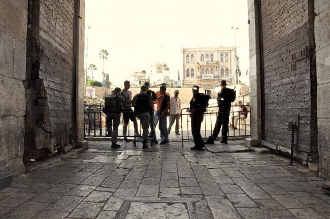 Gerusalemme: una città in balia della paura e dell'apartheid israeliane