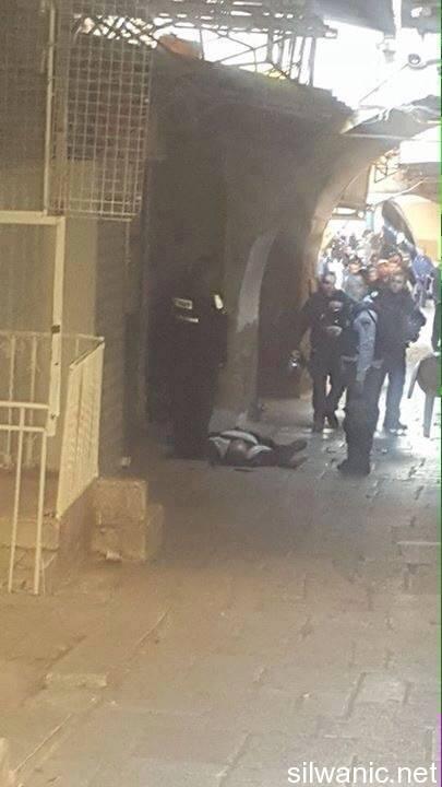 Gerusalemme, Palestinese ucciso dalle forze israeliane