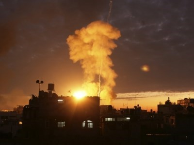 Attacchi israeliani contro la Striscia di Gaza