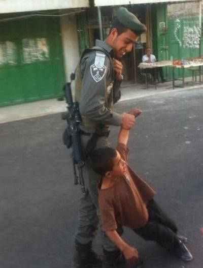 400 minorenni nelle carceri israeliane