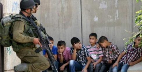 Nel 2015, 2200 minorenni palestinesi sono stati imprigionati da Israele