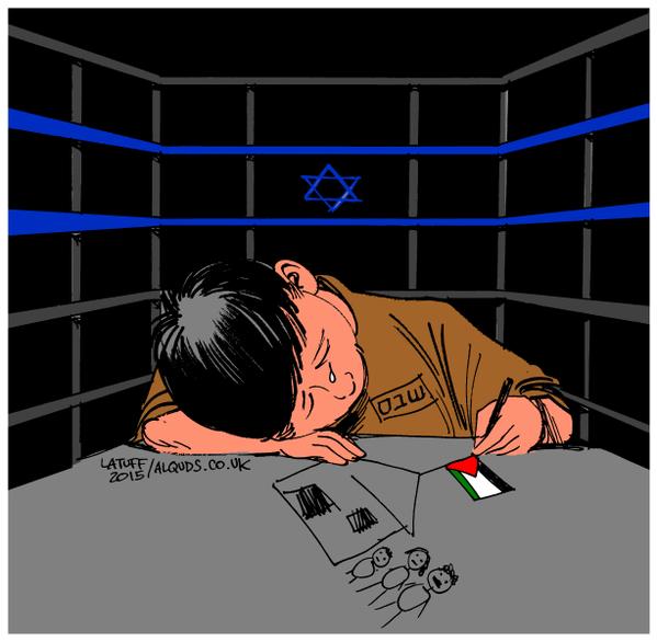 Distruggere il futuro dei bambini palestinesi: 5.934 detenuti da Israele dal 2010