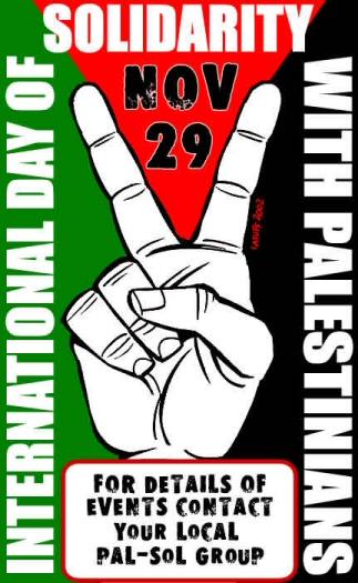Giornata internazionale di solidarietà con il Popolo palestinese: il comunicato di Ashrawi