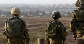 Contadino di Gaza ferito dal fuoco israeliano