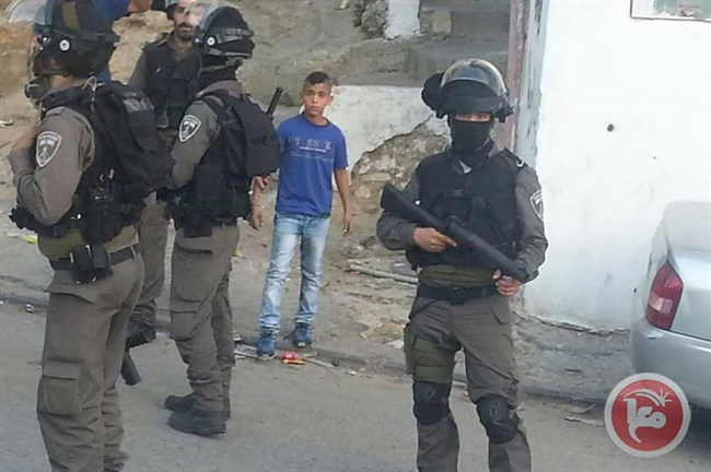 I palestinesi arrestati nel 2015 a Gerusalemme sono in massima parte minorenni