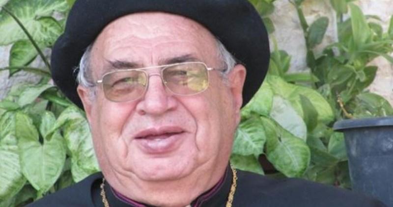 """Padre Musallam: """"La storia maledirà e condannerà tutti coloro che sono rimasti in silenzio di fronte ai crimini e alle persecuzioni israeliane del popolo palestinese"""""""