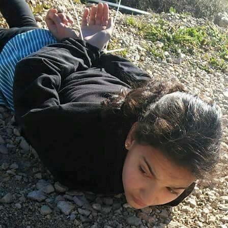 Storia di una bambina palestinese che resterà in prigione per quattro mesi e mezzo