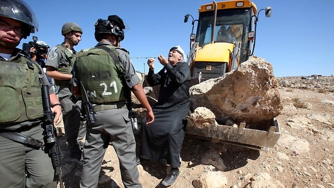 OCHA: le forze israeliane distruggono 42 case palestinesi in una settimana