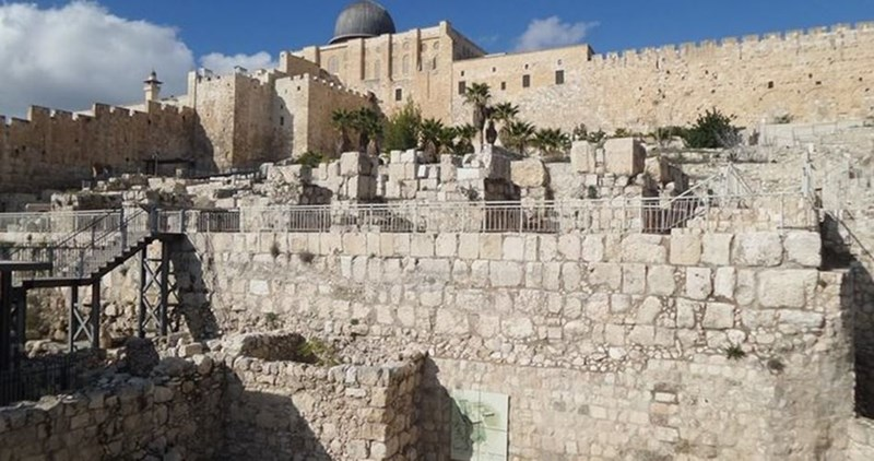 Il Waqf di Gerusalemme richiede a Israele di cessare gli atti vandalici contro i palazzi omayyadi