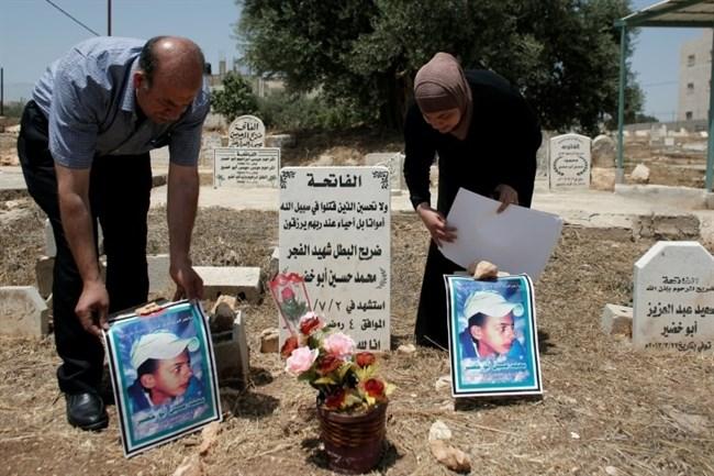 Gli assassini di Abu Khdeir condannati all'ergastolo e a 21 anni di prigione