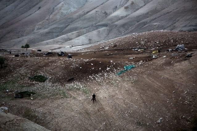 Oltre 40 case e strutture palestinesi demolite nella Valle del Giordano
