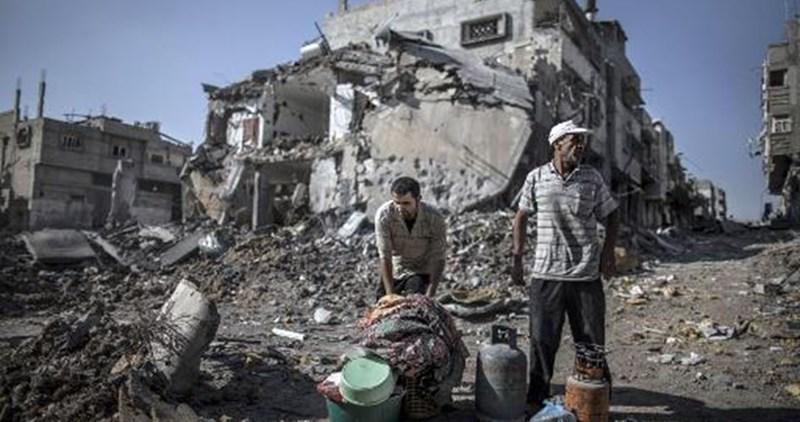 Un milione di euro dall'Italia per la ricostruzione di Gaza