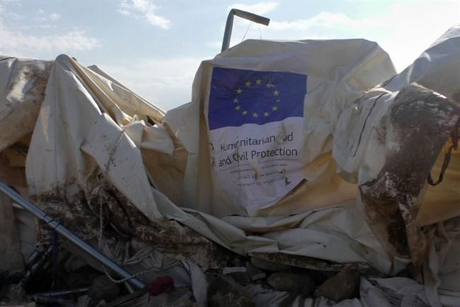 Il Primo Ministro palestinese condanna la distruzione deliberata delle strutture fondate dalla UE