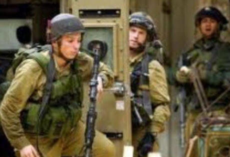L'esercito rapisce 23 palestinesi in Cisgiordania