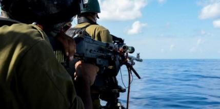 Navi da guerra israeliane sparano contro pescherecci palestinesi