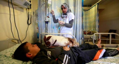 Precluse le cure ai palestinesi malati di cancro