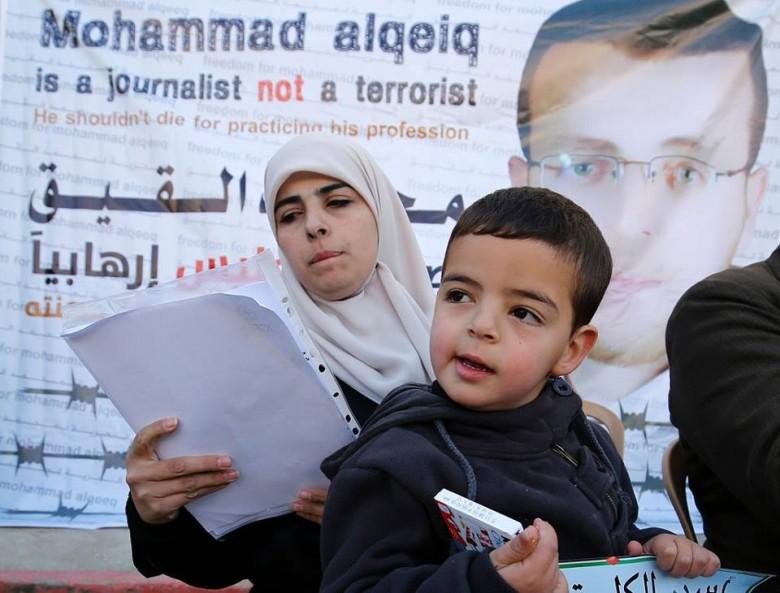 La moglie di al-Qiq: signor Presidente, la sicurezza di Muhammad è nelle tue mani