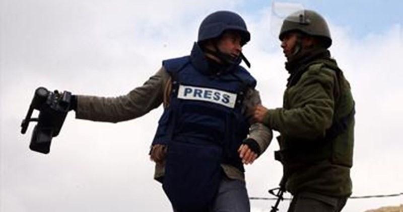 PPS: 18 giornalisti prigionieri nelle carceri israeliane