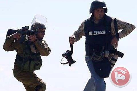 Israele vieta l'entrata dei giubbotti anti-proiettile per i giornalisti palestinesi a Gaza