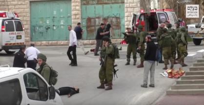 """L'esercito invade la casa dell'uomo che ha filmato """"l'esecuzione di Hebron"""""""