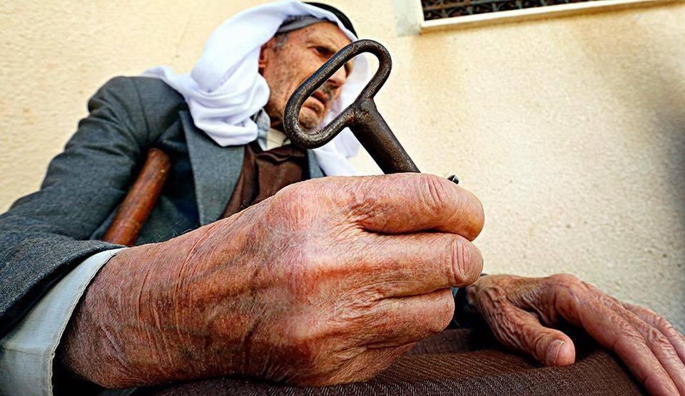 Hajj al-Baklizi racconta i giorni della Nakba e della fame ai suoi nipoti
