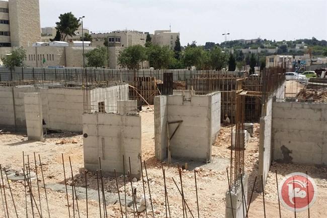 Gruppo estremista israeliano continua a costruire su terra palestinese