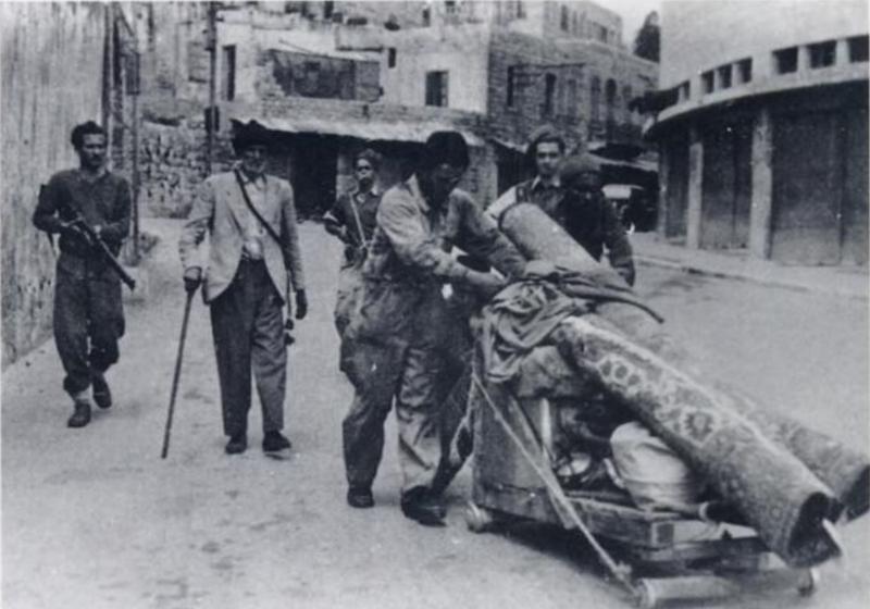15 maggio 1948: le bande sioniste sradicarono oltre 800 mila Palestinesi