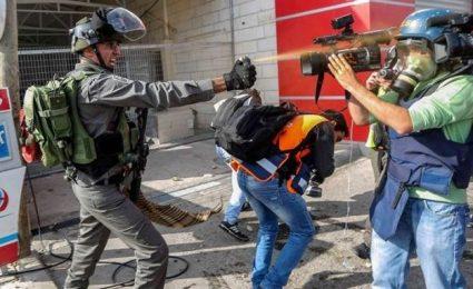 """PJS: """"Israele imprigiona 20 giornalisti palestinesi"""""""
