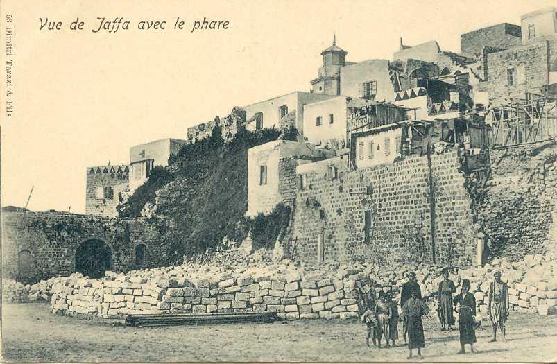 Palestina: 68 anni fa, la distruzione di Giaffa