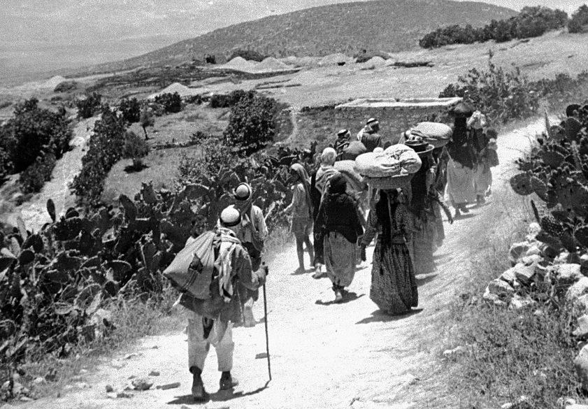 Palestina: 68 anni fa, il villaggio di Sirin