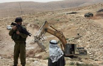 Ordini di demolizione per case e costruzioni palestinesi a Duma