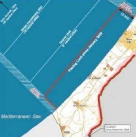 Israele riduce nuovamente a 6 le miglia nautiche per i pescatori di Gaza
