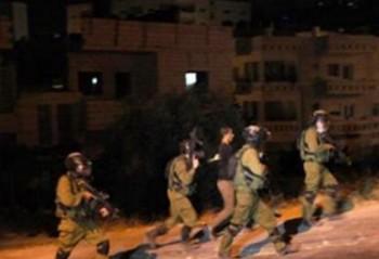 L'esercito rapisce quattro palestinesi, fra cui un bambino, a Betlemme e uno a Jenin