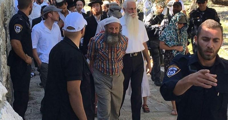 722 coloni hanno invaso al-Aqsa dall'inizio del Ramadan