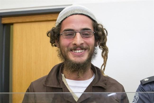 Rilasciato l'estremista accusato del rogo della famiglia Dawabsha