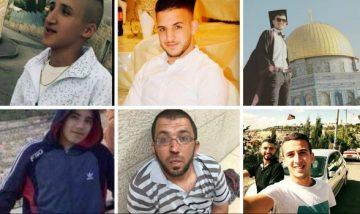 47 Palestinesi arrestati dalle forze di occupazione tra Gerusalemme e Cisgiordania: