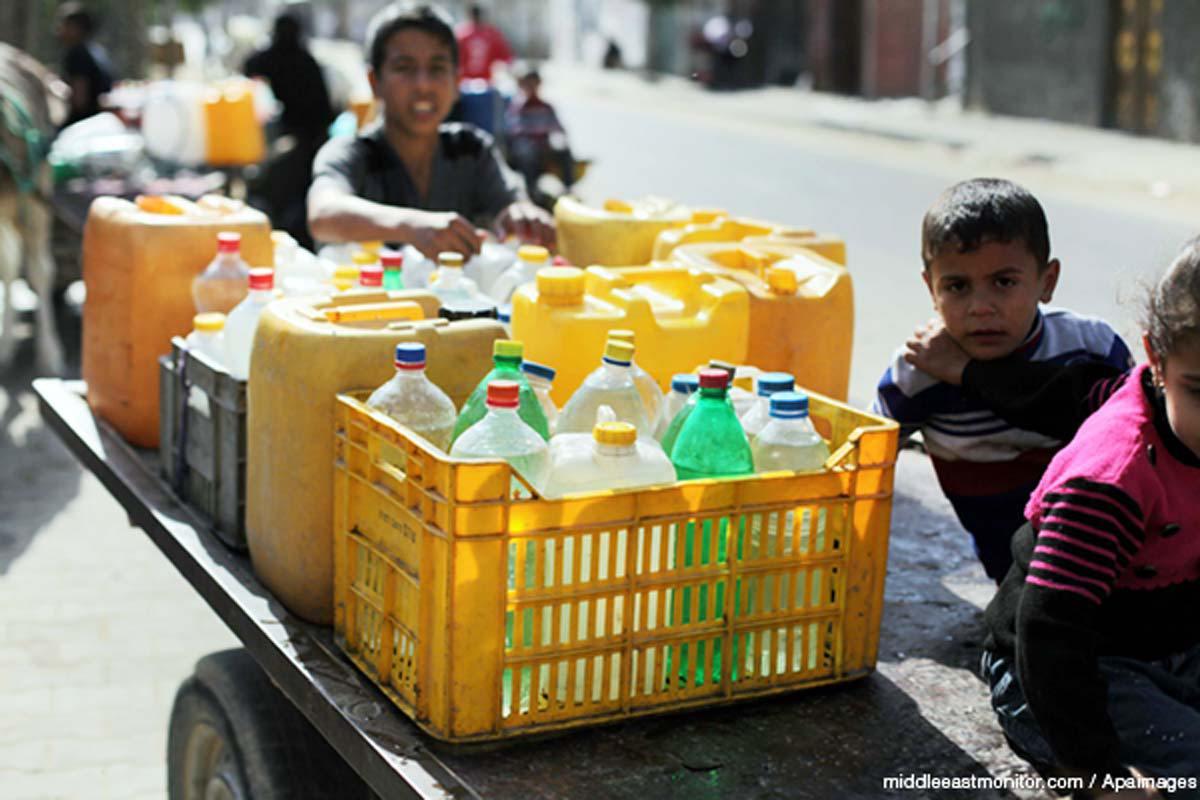 """""""Preghiera per la pioggia"""" palestinese: Israele e l'uso dell'acqua come arma di guerra"""