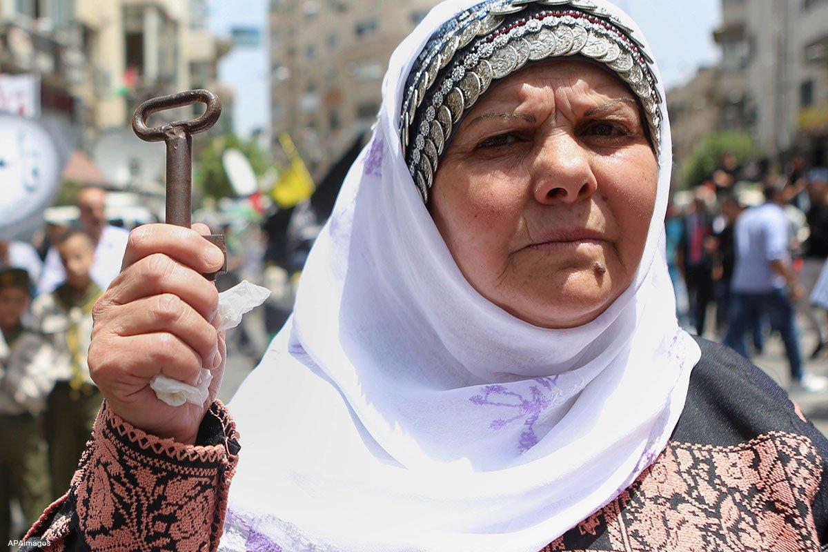 Israele chiede una maggiore pulizia etnica