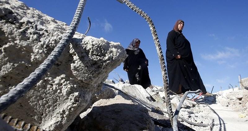 L'occupazione ha demolito 78 costruzioni abitative palestinesi dall'inizio del 2016