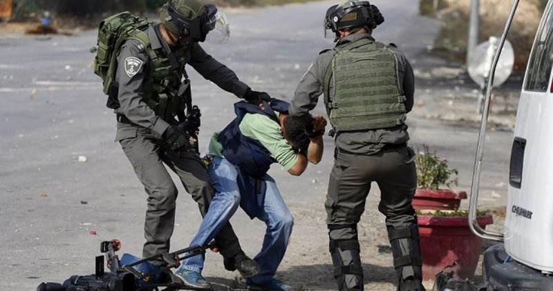 Campagna internazionale per liberare 21 giornalisti palestinesi rinchiusi nelle prigioni israeliane