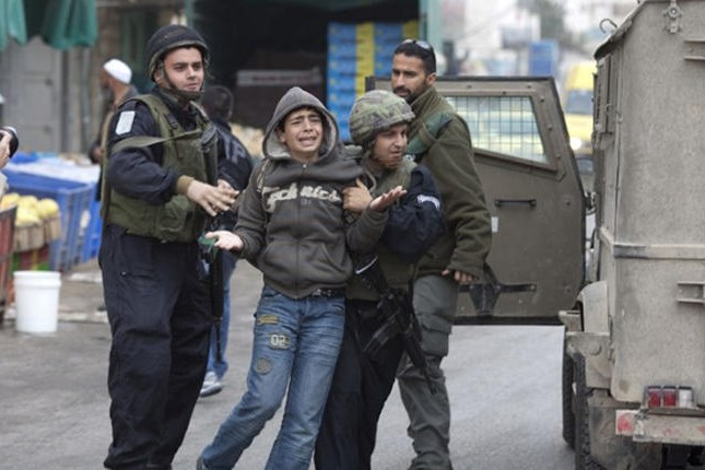 B'Tselem: l'uso di Israele della detenzione amministrativa per i minori palestinesi è in costante aumento