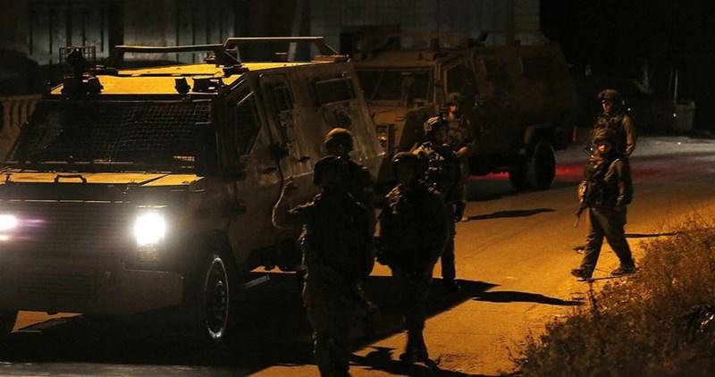 16 Palestinesi rapiti dalle forze di occupazione tra Cisgiordania e Gerusalemme