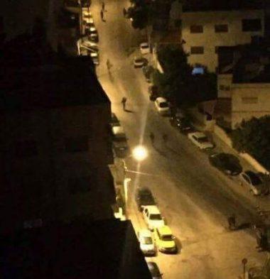 Invasione delle truppe israeliane a Nablus: 7 Palestinesi rapiti
