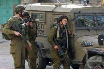 Invasioni e assalti delle forze israeliane nel distretto di Hebron