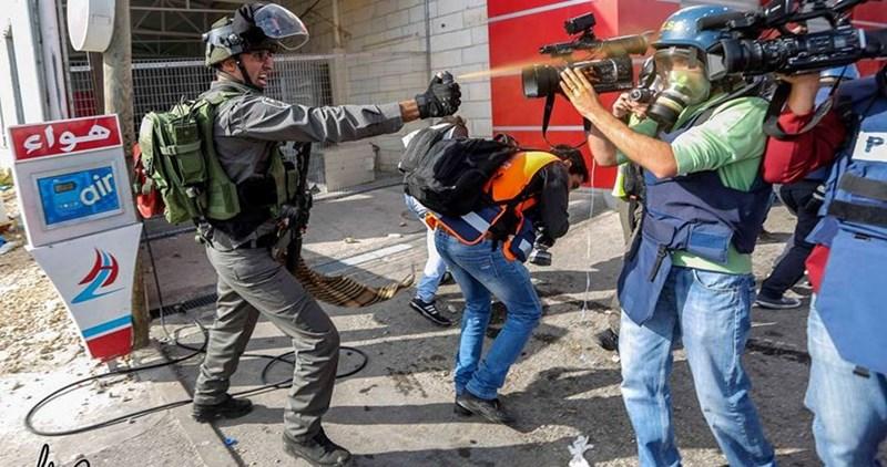JSC: a luglio, 47 violazioni israeliane contro i giornalisti palestinesi